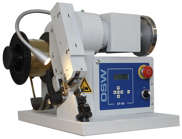 Splice-Maschine für professionelle Kabelbearbeitung